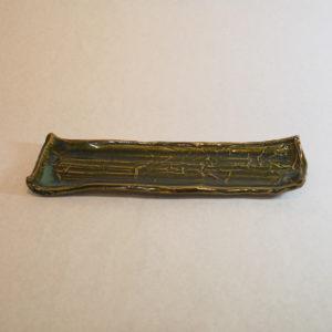 織部 小皿の画像