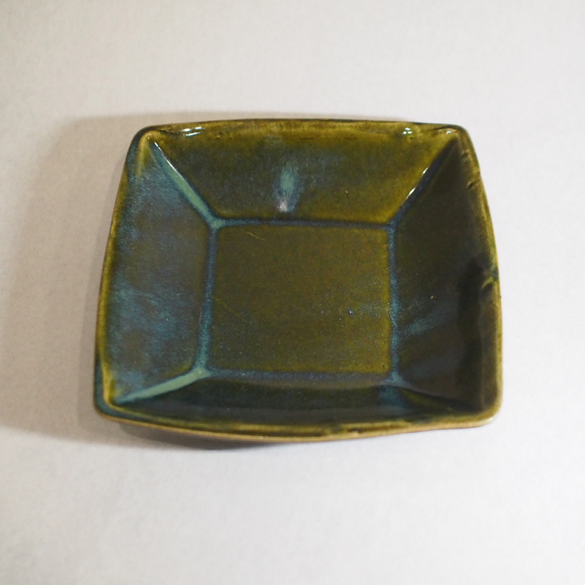 square bowl 四角の万能鉢の画像