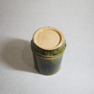 竹モチーフの陶器のフリーカップ
