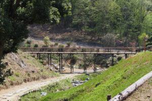 鹿野大佛参道 しかの橋の画像